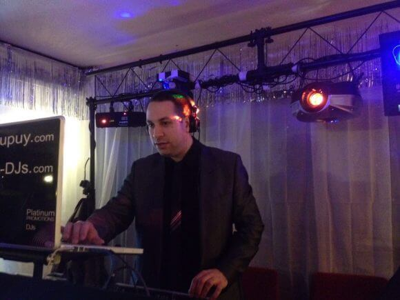 Professional and very experienced DJ Tayfun.