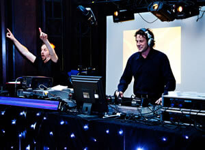 DJ Jason Dupuy Wedding Disco London Stationers Hall