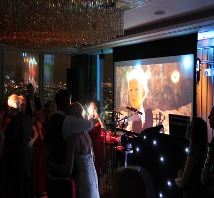 Platinum DJs provides AV HD Packages for your Corporate Event