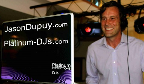 In our top 10 DJ Profiles - DJ Jason Dupuy is Platinum DJs number 1 DJ