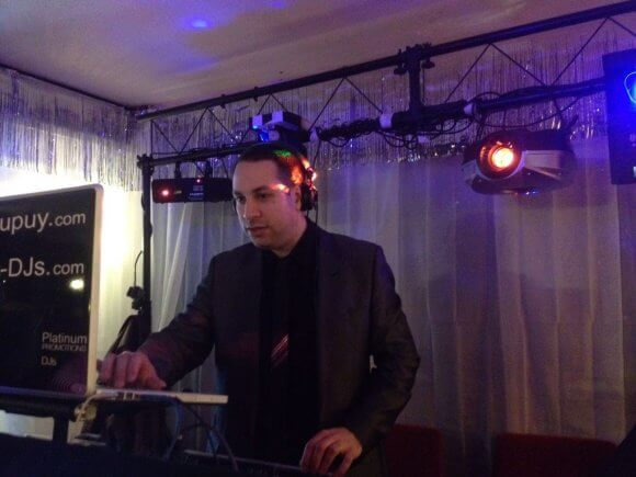 Wedding, Club and Party DJ tayfun performs in Kent.