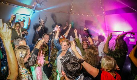 House and Club DJ Jason Dupuy performed at a 40th Birthday Party in Kent.