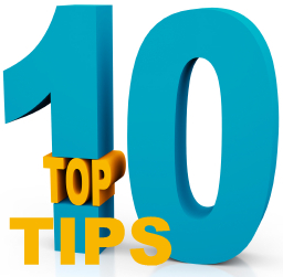 Read tje top 10 tips for DJ Hire provided by Platinum DJs in Kent.