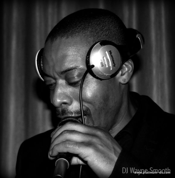 DJ Wayne is is an all-round DJ who is frequently booked.